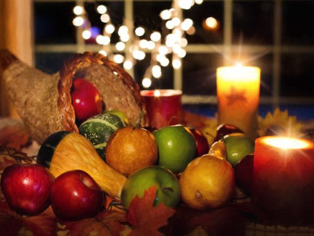 More than Thanksgiving: Thanksliving