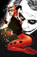 Joker Harley Why so serious