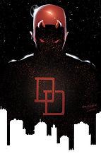 Daredevil Hells Kitchen Netflix color art