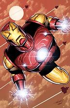 Iron Man Robt Downey Jr Steve Ditko armour Marvel