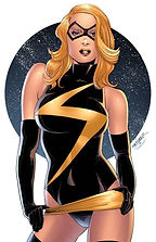 Carol Danvers Ms Marvel