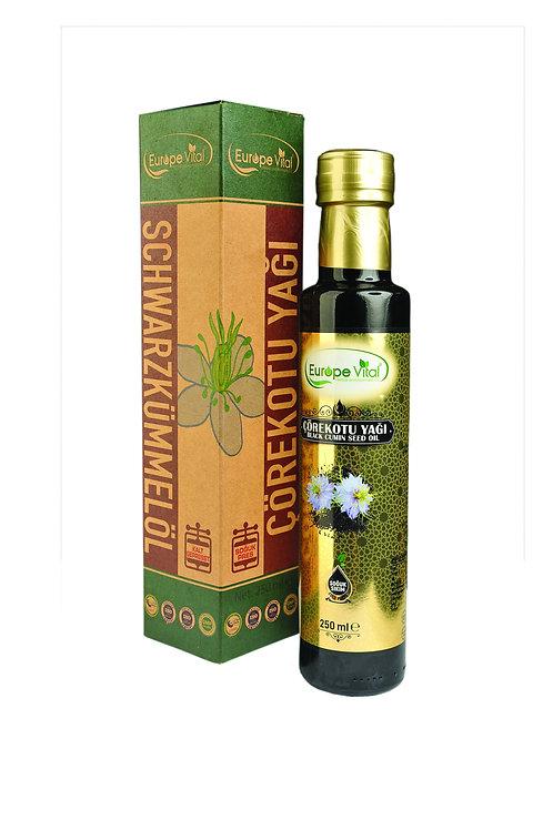 Çörekotu Yağı-Black Cumin Seed Oil -زيت بذور الكمون الأسود