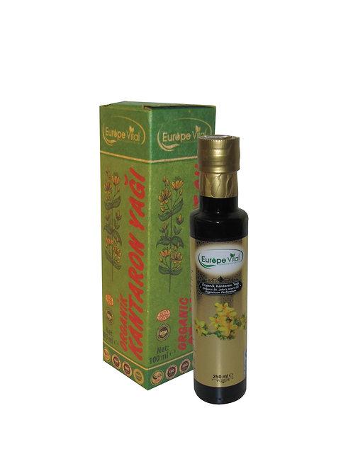 Organik Kantaron Yağı-St John's Wort Oil - زيت العرن العضوي
