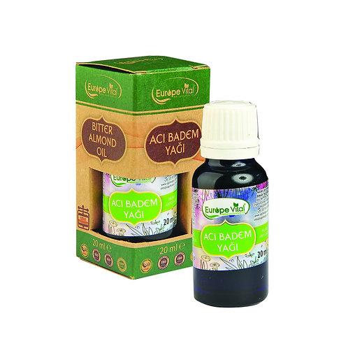 Acı Badem Yağı-Bitter Almond Oil - زيت اللوز المر
