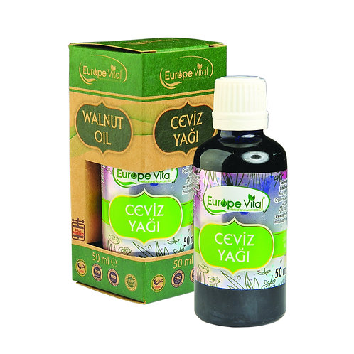 Ceviz Yağı-Walnut Oil - زيت الجوز