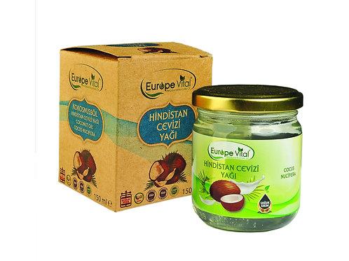 Hindistan Cevizi Yağı-Coconut Oil- زيت جوز الهند