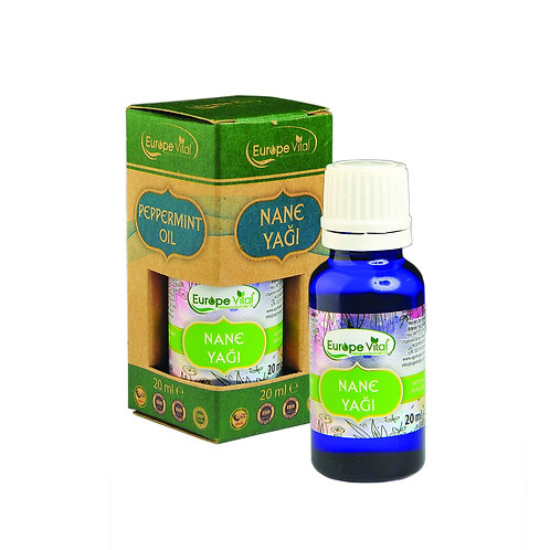 Nane Yağı-Peppermint Oil - زيت النعناع