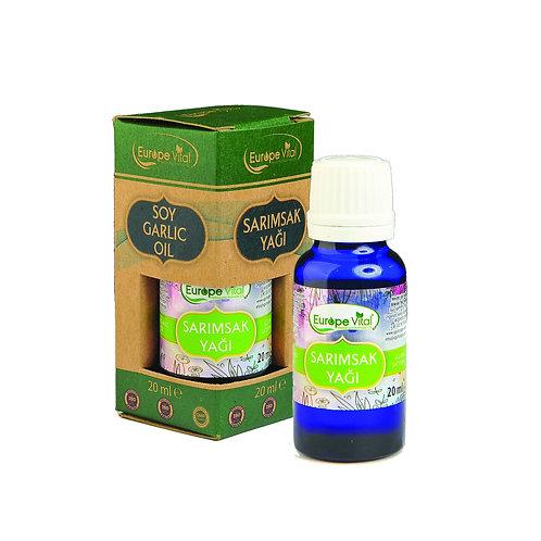 Sarımsak Yağı- Garlic Oil - زيت الثوم