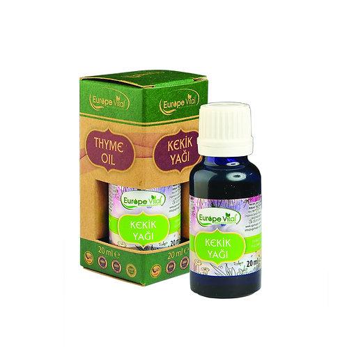 Kekik Yağı-Thyme Oil - زيت الزعتر