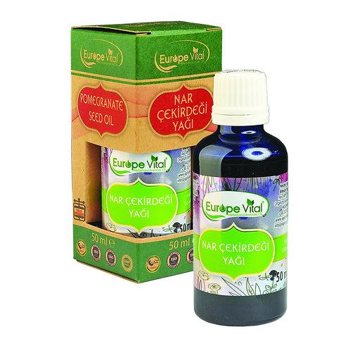 Nar Çekirdeği Yağı-Pomegranate Oil - زيت بذور الرمان