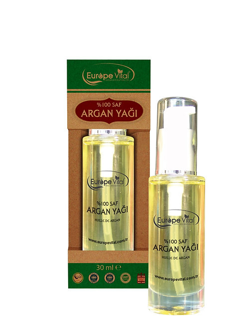 Organik Argan Yağı-Organic Argan Oil - زيت أركان العضوي