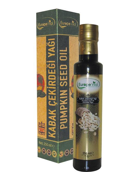 Kabak Çekirdeği Yağı -Pumpkin Seed Oil - زيت بذور اليقطين