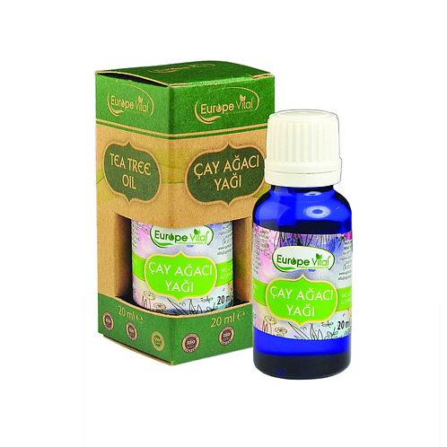 Çay Ağacı Yağı-Tea Tree Oil- زيت شجرة الشاي