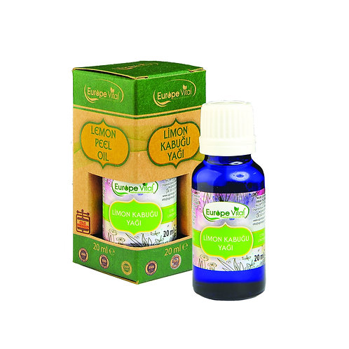 Limon Kabuğu Yağı -Lemon Peel Oil -زيت قشر الليمون