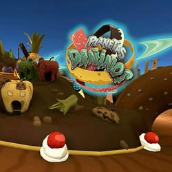 Planetas Dañinos VR Bycicle HTC Game__#VR_#GameLowPoly_#HTC_#3D__Todos los derechos reservados a Eon