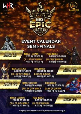 Esports Tournament Poster