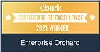 Bark - certificate of Excellence.jpg