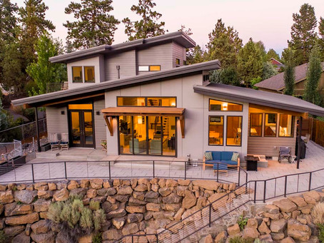 2019 Green Home of the Year Grand Award Winner: Riverfront Masterpiece