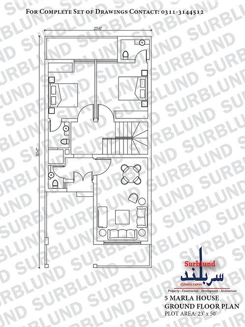 5 Marla Residence - 2