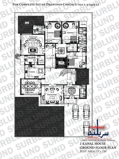 2 Kanal Residence -7