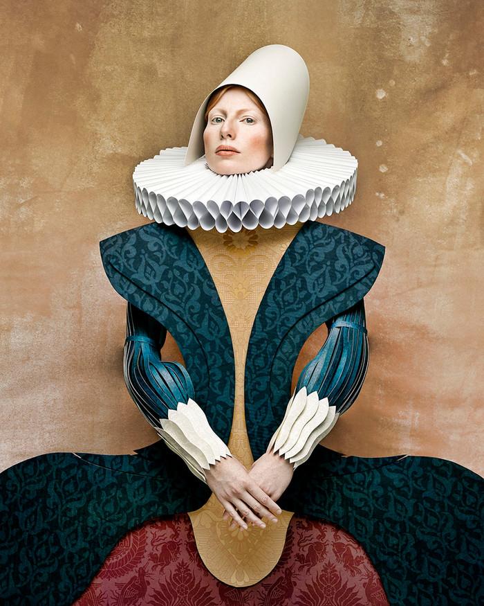 Dame di Cartone, 17th Century II
