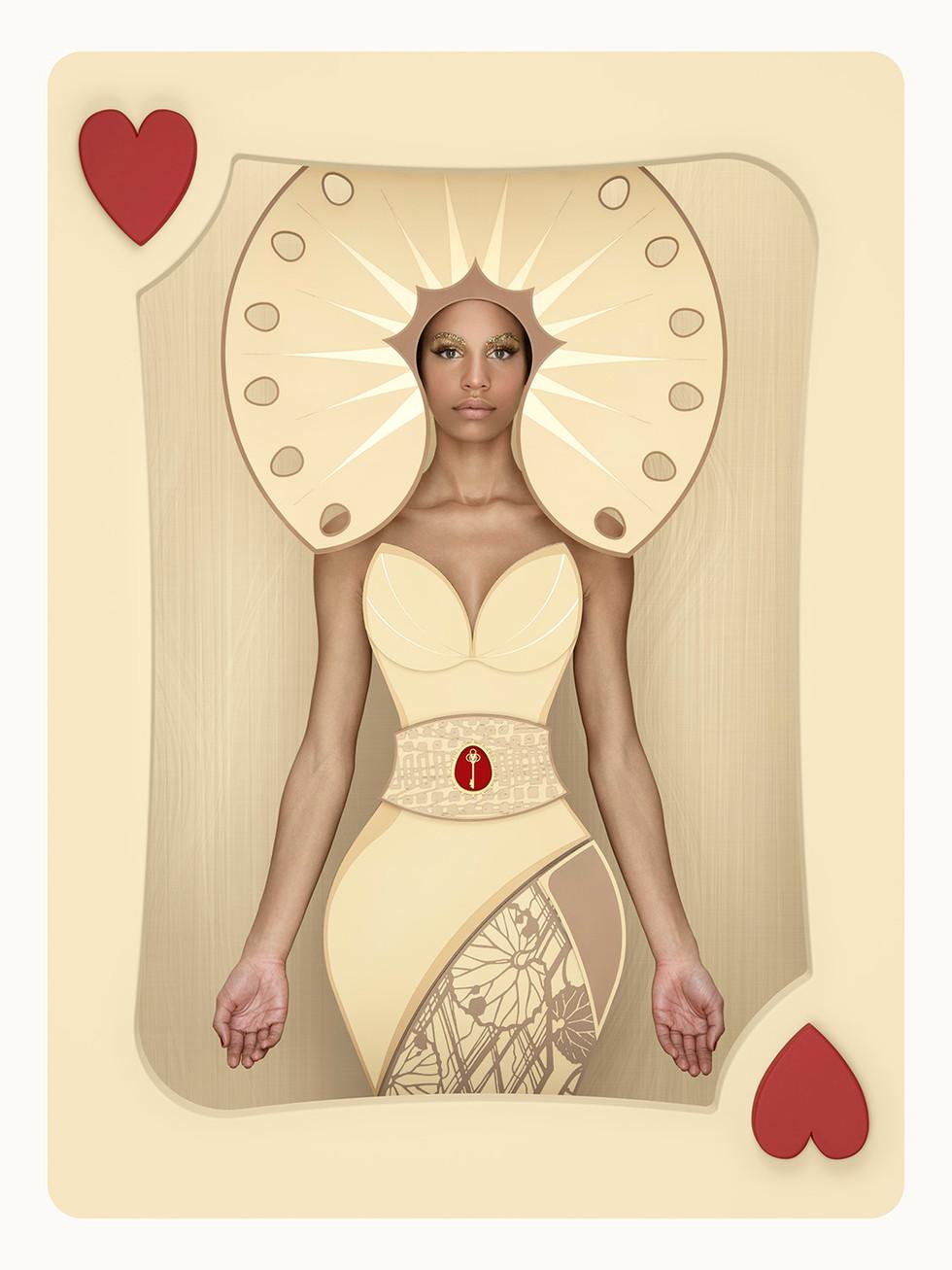 Carte, Regina di Cuori