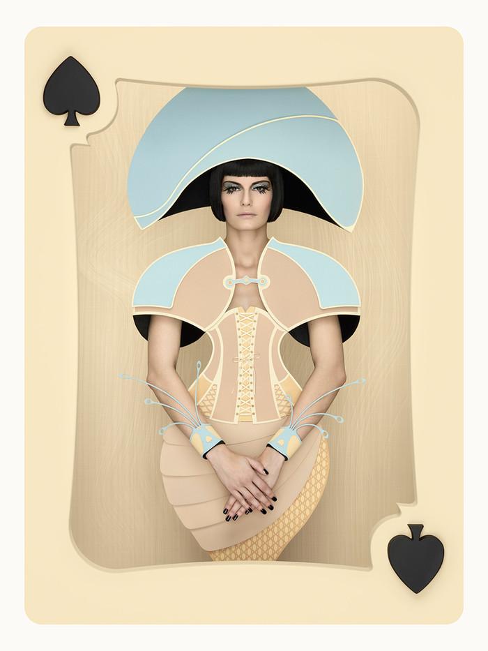 Carte, Regina di Picche