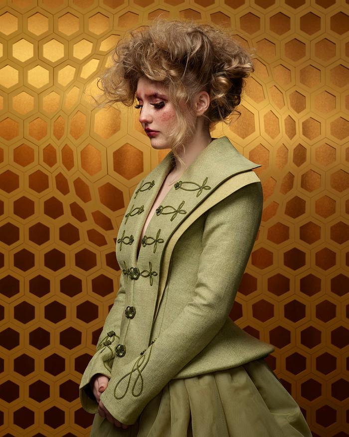 Circesque, La ragazza dei dirigibili (portrait)