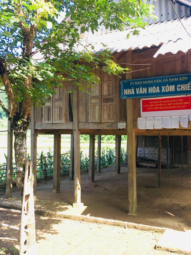 Buoi Village (Hoa Binh Province)
