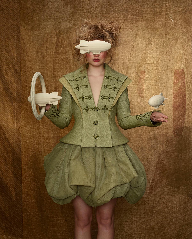 Circesque, La ragazza dei dirigibili