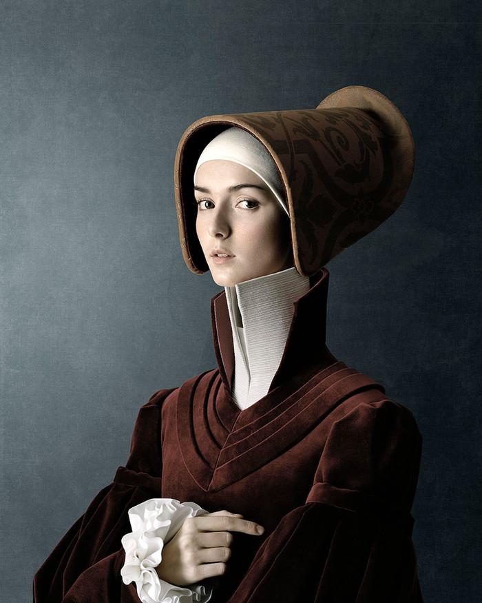 1503, Ritratto di giovane donna