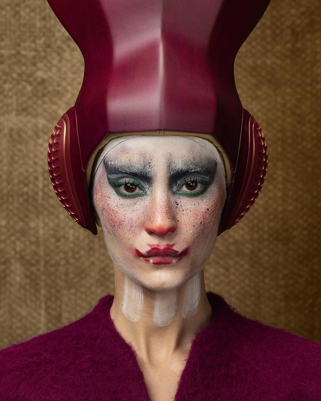 Circesque, L'equilibrista (closeup)