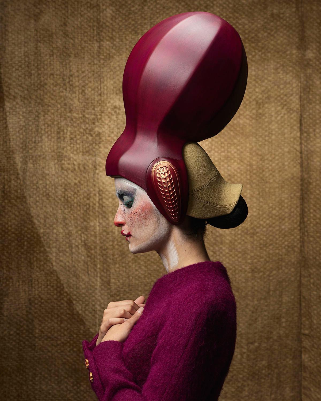 Circesque, L'equilibrista (portrait)