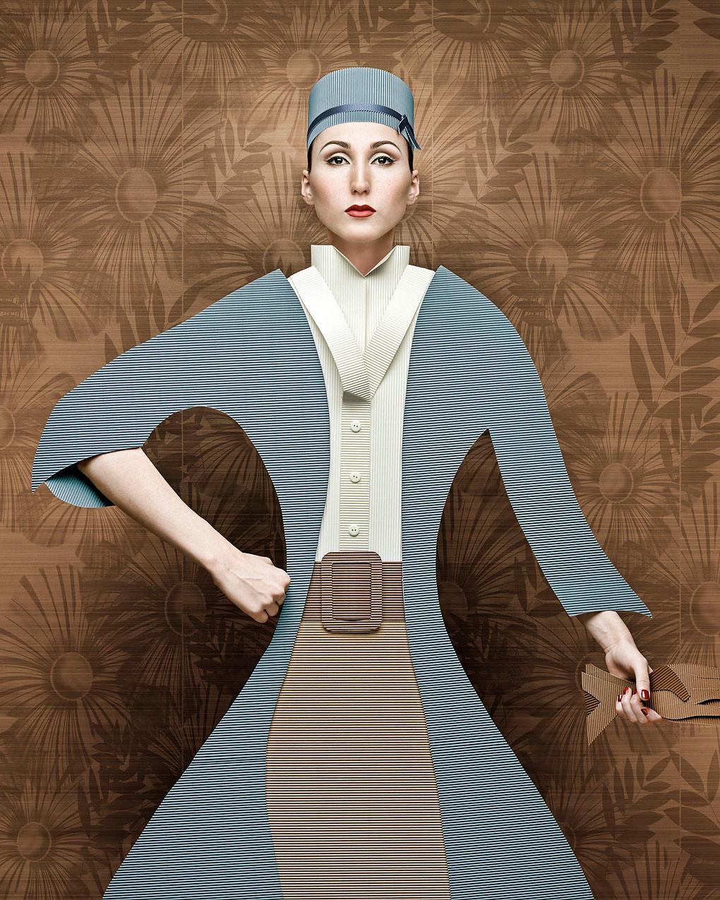 Dame di Cartone, Fifties III