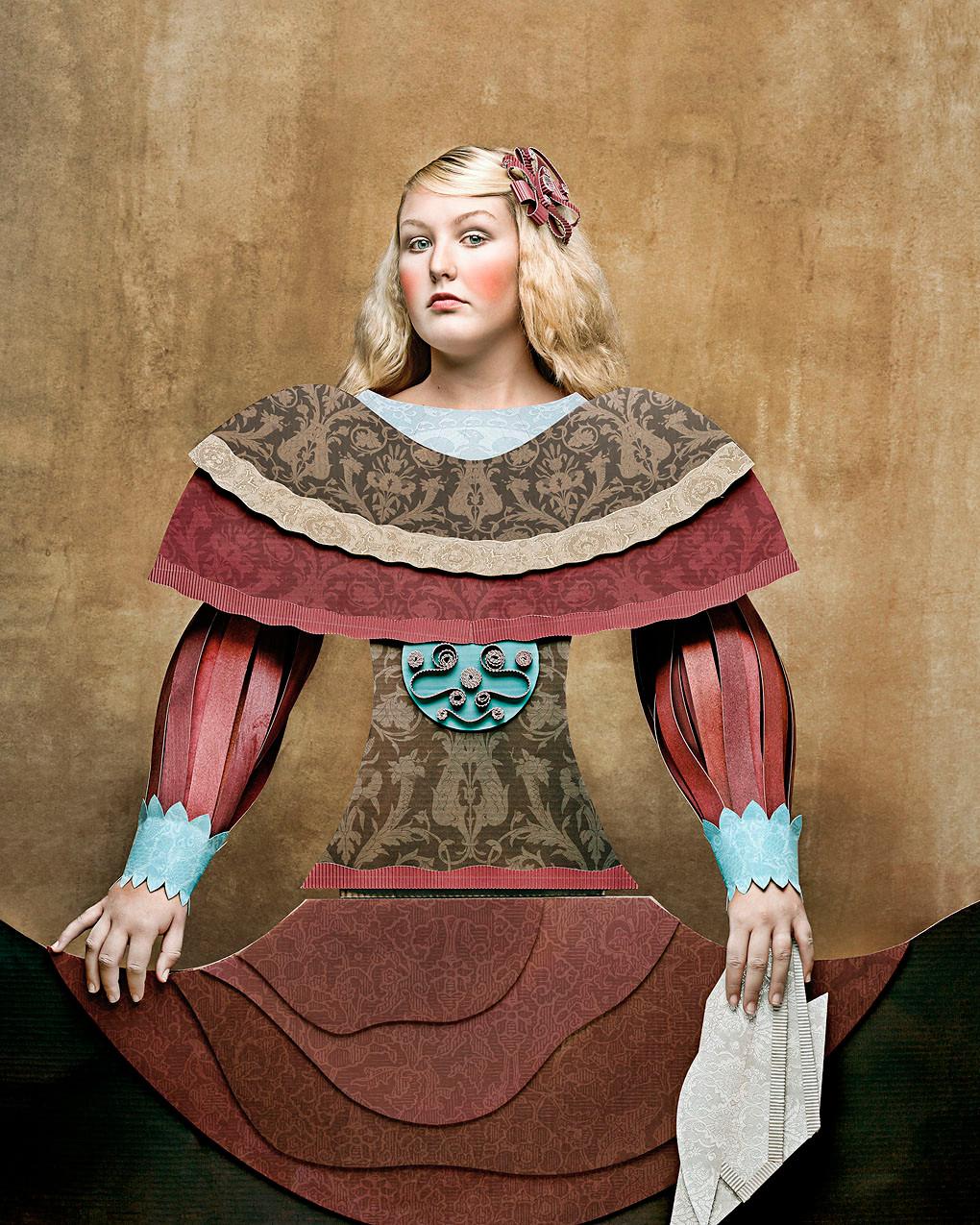 Dame di Cartone, 17th Century III