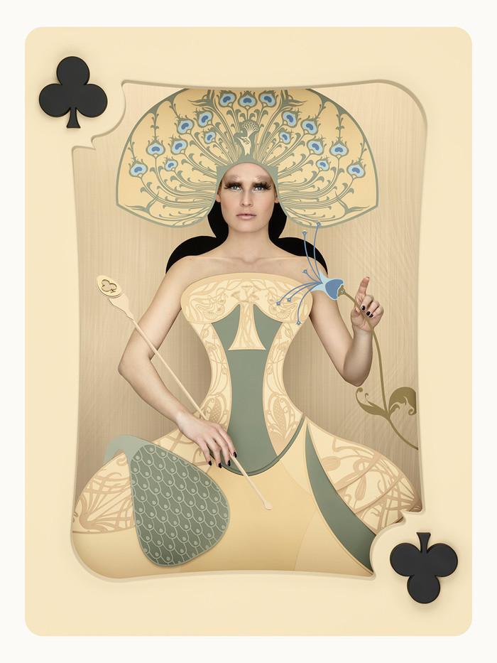 Carte, Regina di Fiori