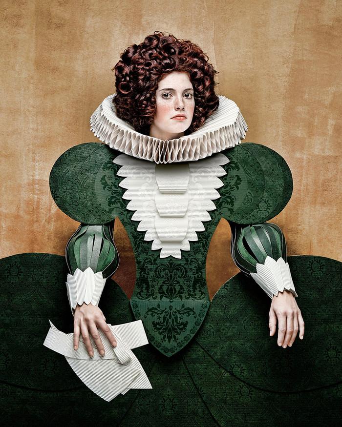 Dame di Cartone, 17th Century I