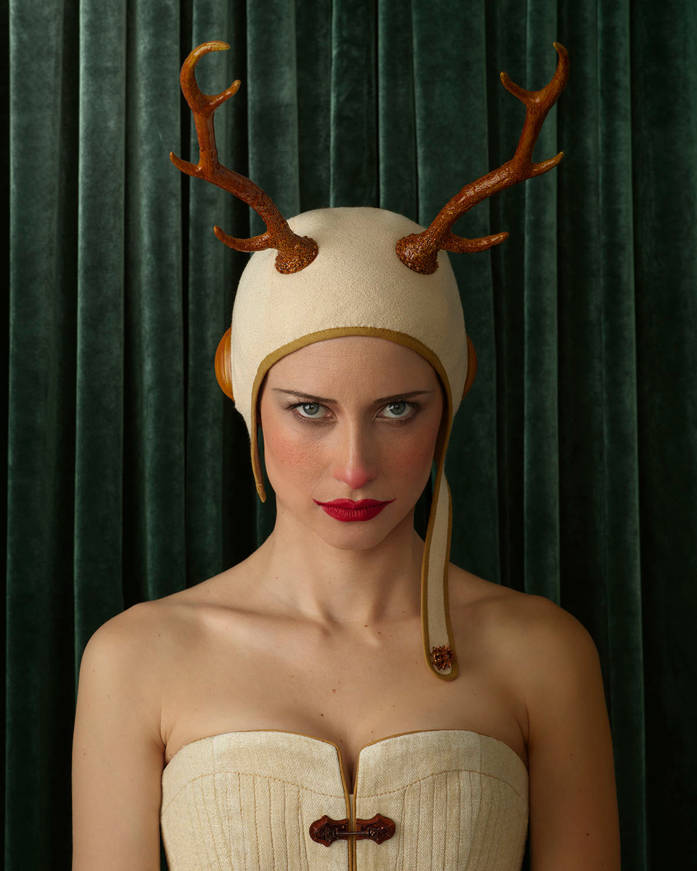Circesque, L'escapista (portrait)