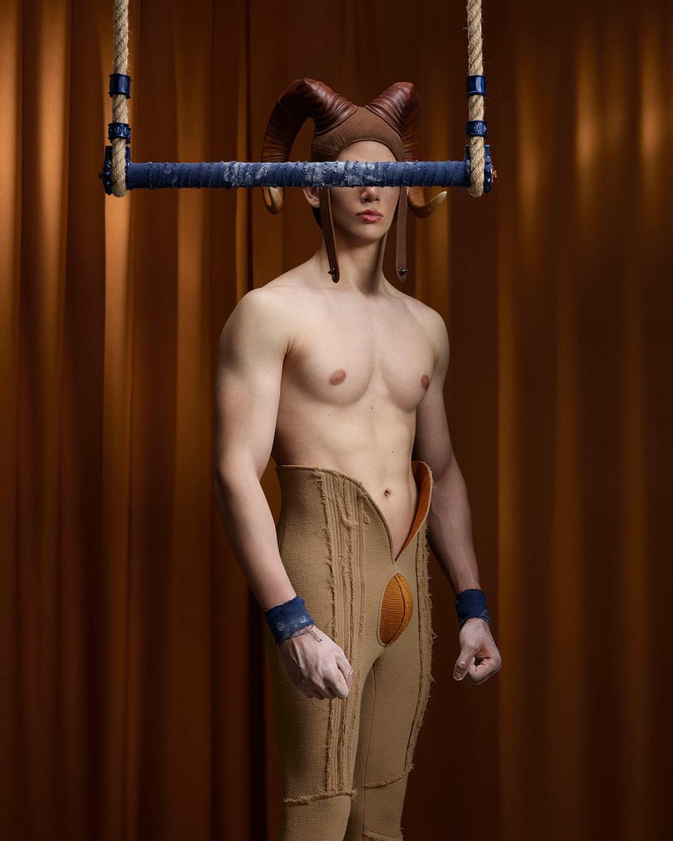 Circesque, Il trapezista