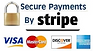 Secure Payments by Stripe