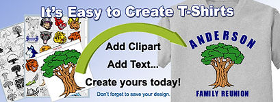 Its easy to create t shirts graphic.