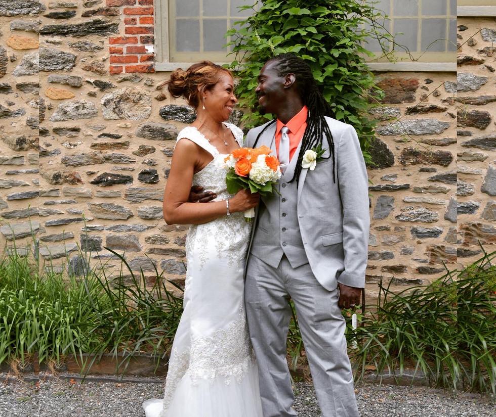 Summer Wedding in Philadelphia