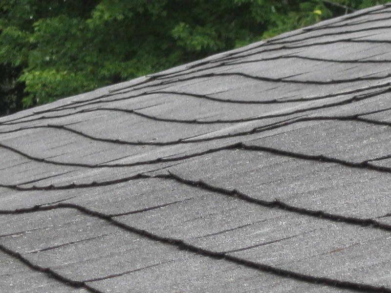 Roof Deck Sagging