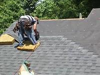 Shingling roof