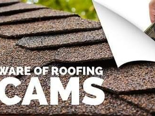 Roofing Scams To Avoid