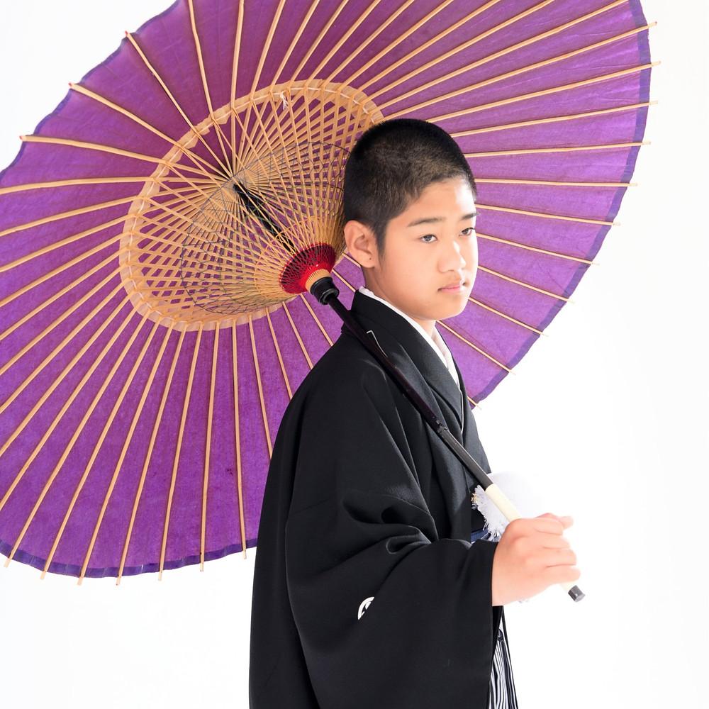 小学生卒業袴レンタル 男子