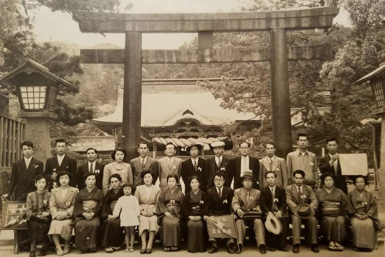 きもの処公文の歴史