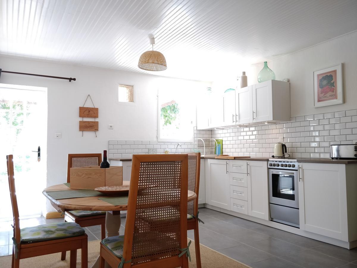 Cottage Amelie kitchen