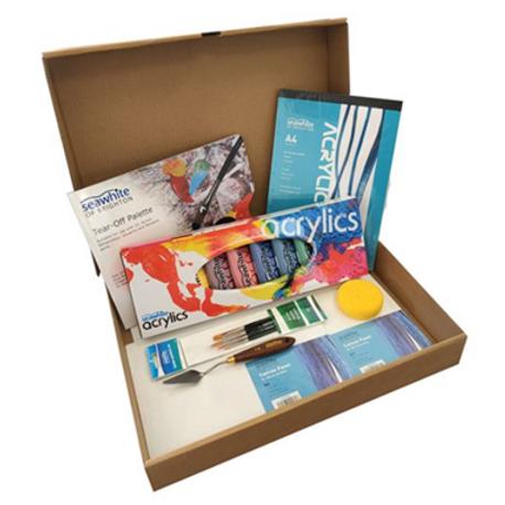 A3 Acrylics Box