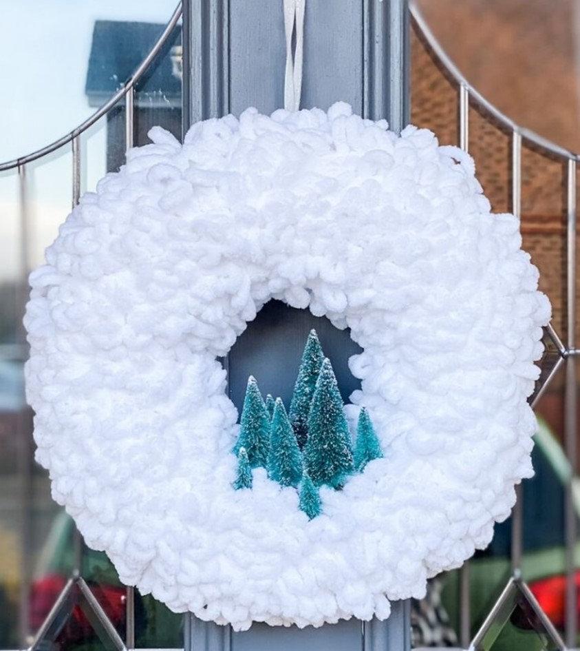 Christmas Felt and Wool Workshop